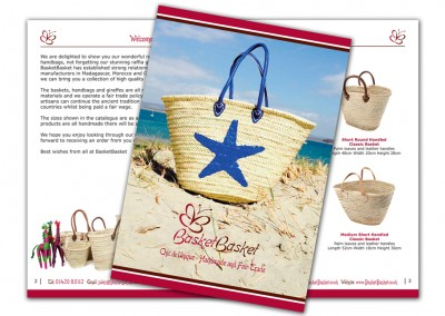 BasketBasket Brochure