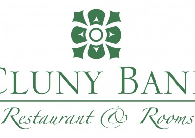 Cluny Bank Hotel Branding and Stationery