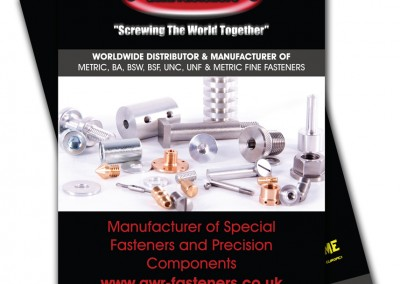 GWR Fasteners A5 Leaflets