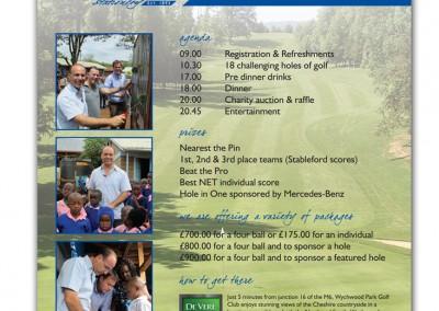 Ryman Stationery Sport Relief Charity Golf Day 2012