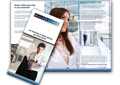 WorkSmart Virtual PA Brochure