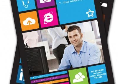 Amshire Solutions A5 Leaflets