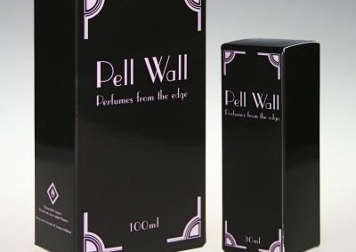 Pell Wall Perfumes Packaging