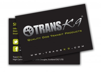 TransK9 Business Cards