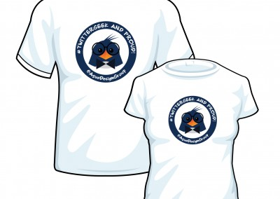 #TwitterGeek Personalised T-shirts