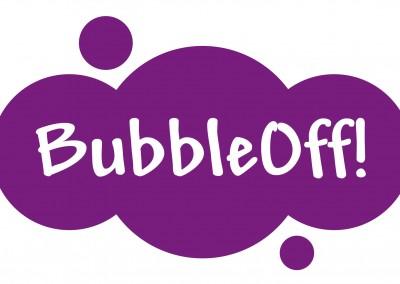 BubbleOff! Branding Design