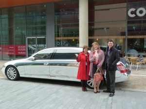 Theo Paphitis Chrome Maybach
