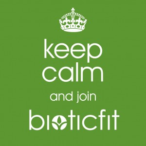 Bioticfit Keep Calm