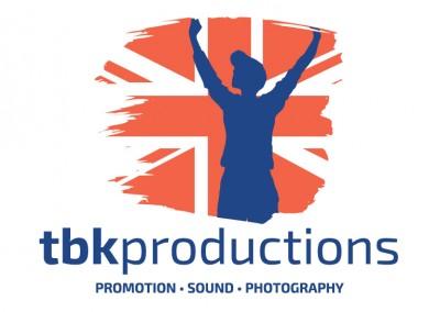 TBK Productions Branding Design