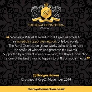 the-royal-connection-testimonial-bridger-howes