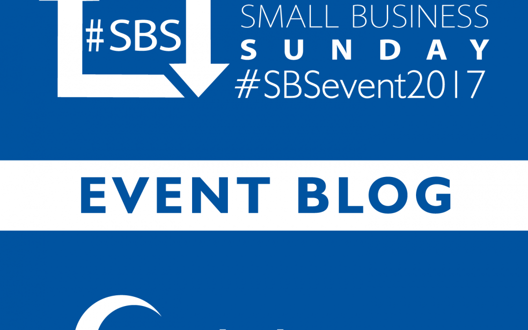 #SBSevent2017 Event Blog