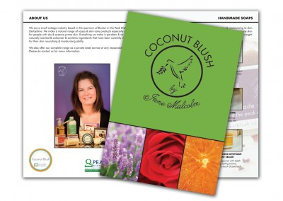 Coconut Blush Digital Brochure