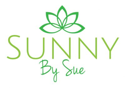 Sunny By Sue Branding Design