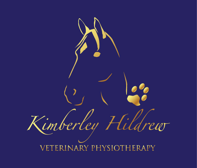 Kimberley Hildrew Veterinary Physiotherapy Branding Design