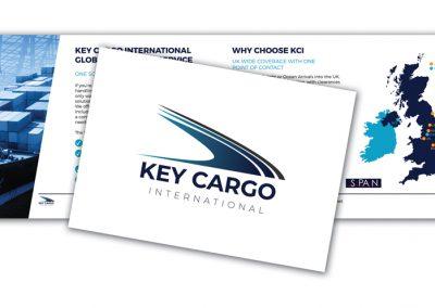 Key Cargo International Brochure