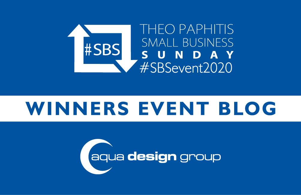 #SBSevent2020 event blog