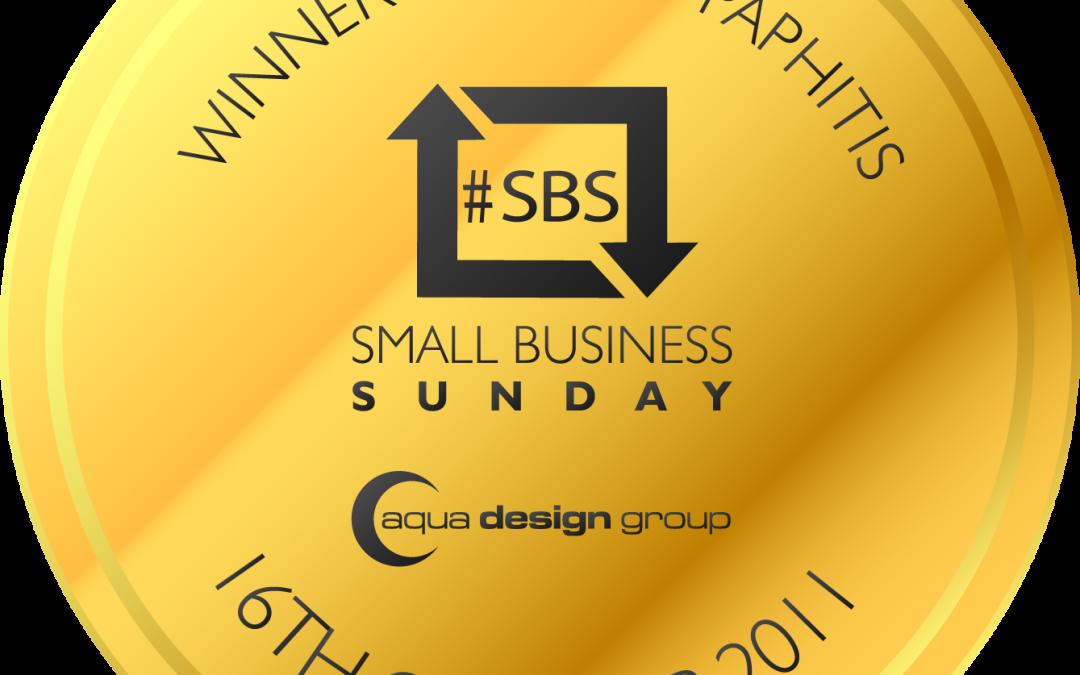 Marking 4 years as a Theo Paphitis #SBS winner