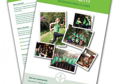 BioticFit A5 Leaflets