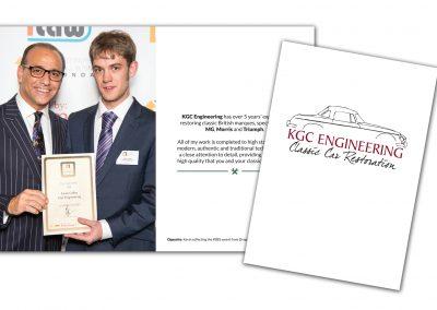 KGC Engineering Brochures
