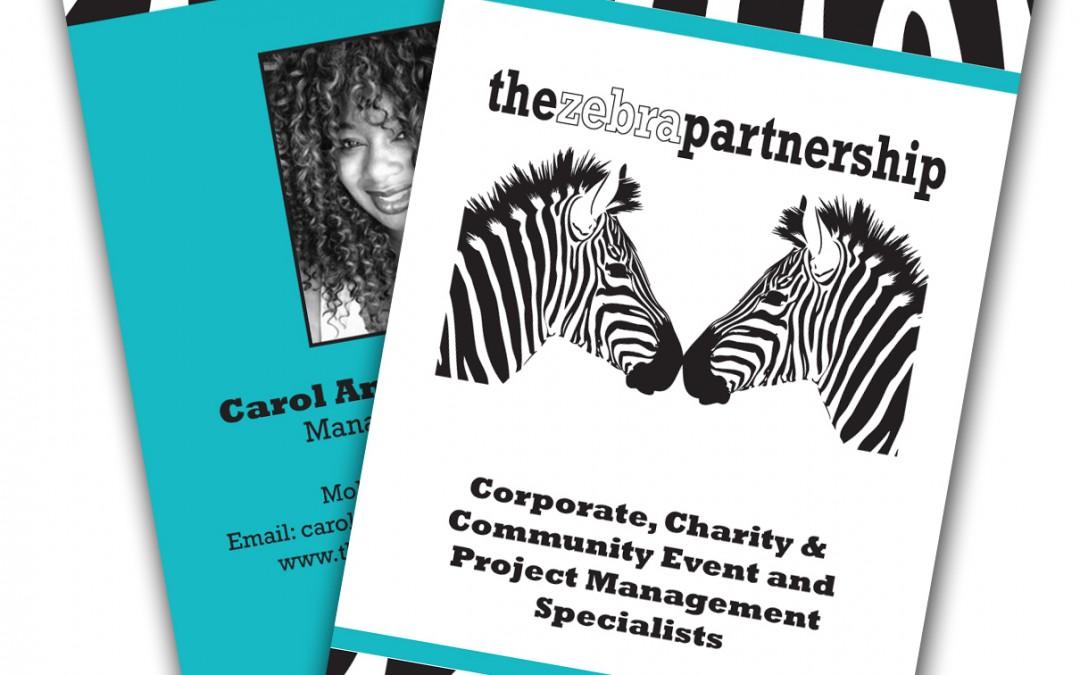 The Zebra Partnership Business Cards