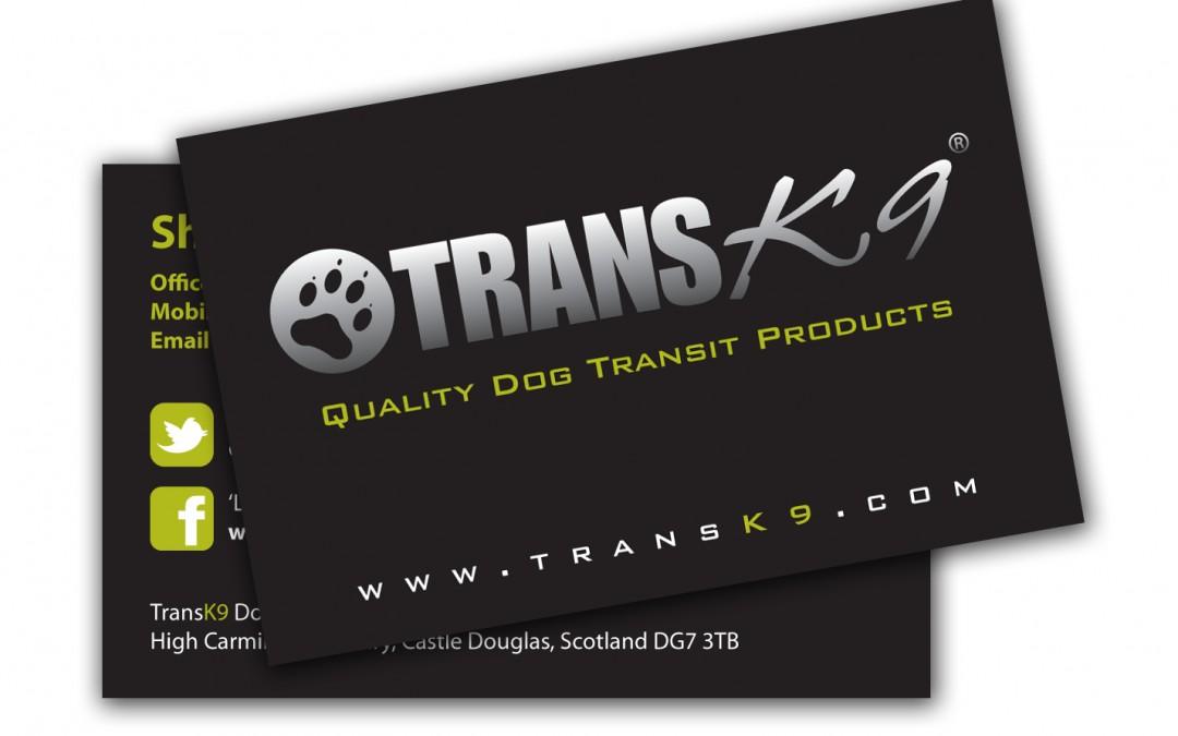 TransK9 Business Cards