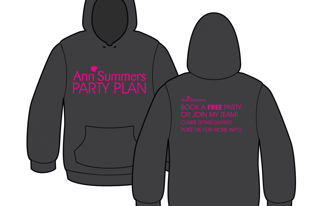 Ann Summers Party Planner Hoodie