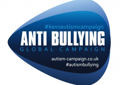 Autism Anti Bullying Campaign Branding Design