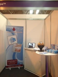 Dia-Wipe Exhibition Stand