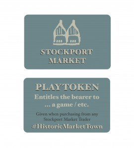 Stockport Market Play-Loyalty Card