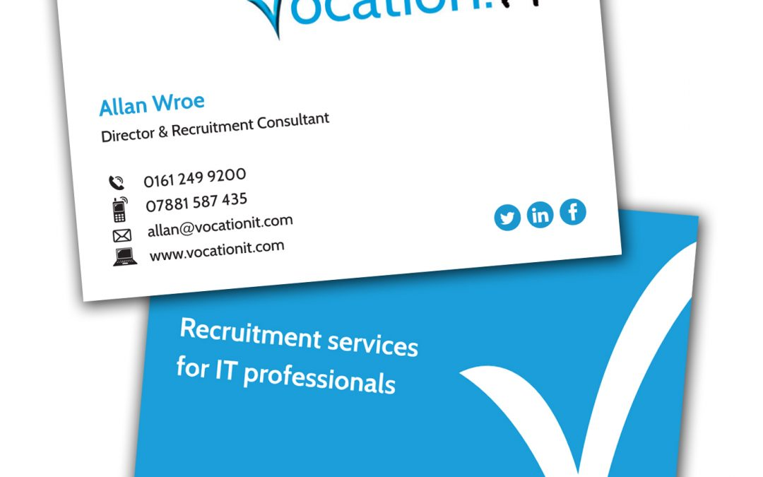 Vocation IT Business Cards