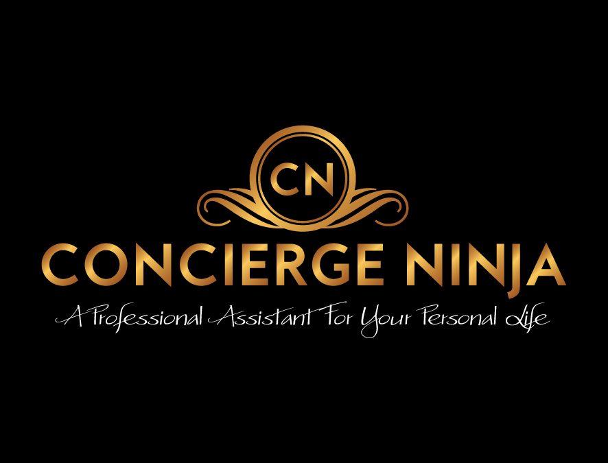 Concierge Ninja Branding Design