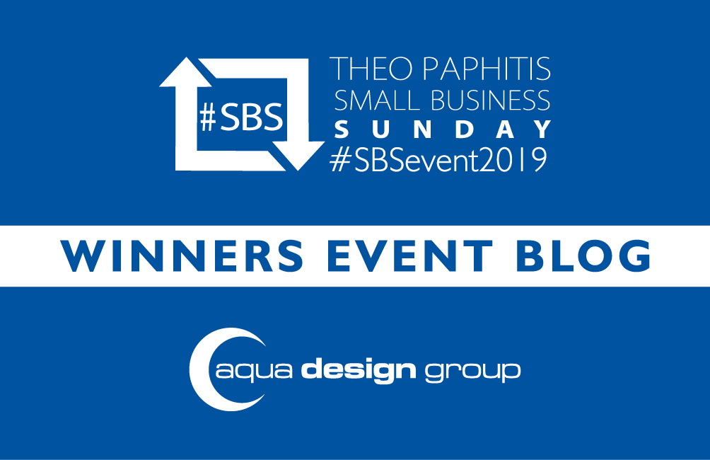 #SBSevent2019 event blog