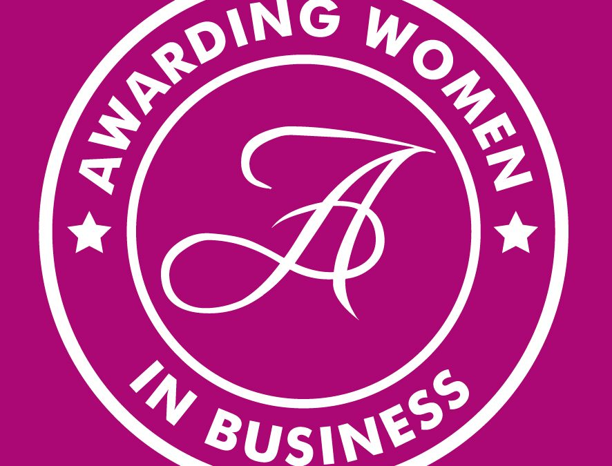 Putting Awarding Women networking in the Pink