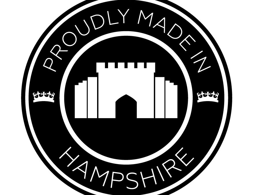 Made in Hampshire Badge