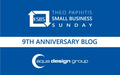 9th Anniversary of Theo Paphitis #SBS win