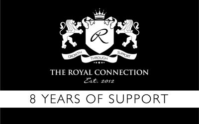 The Royal Connection – Eight Years of Support